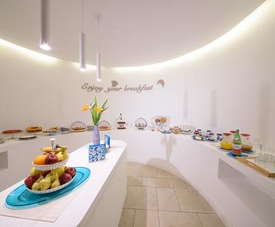 Buffet breakfast   Villa Fortuna Holiday Resort
