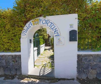Entry   Villa Fortuna Holiday Resort